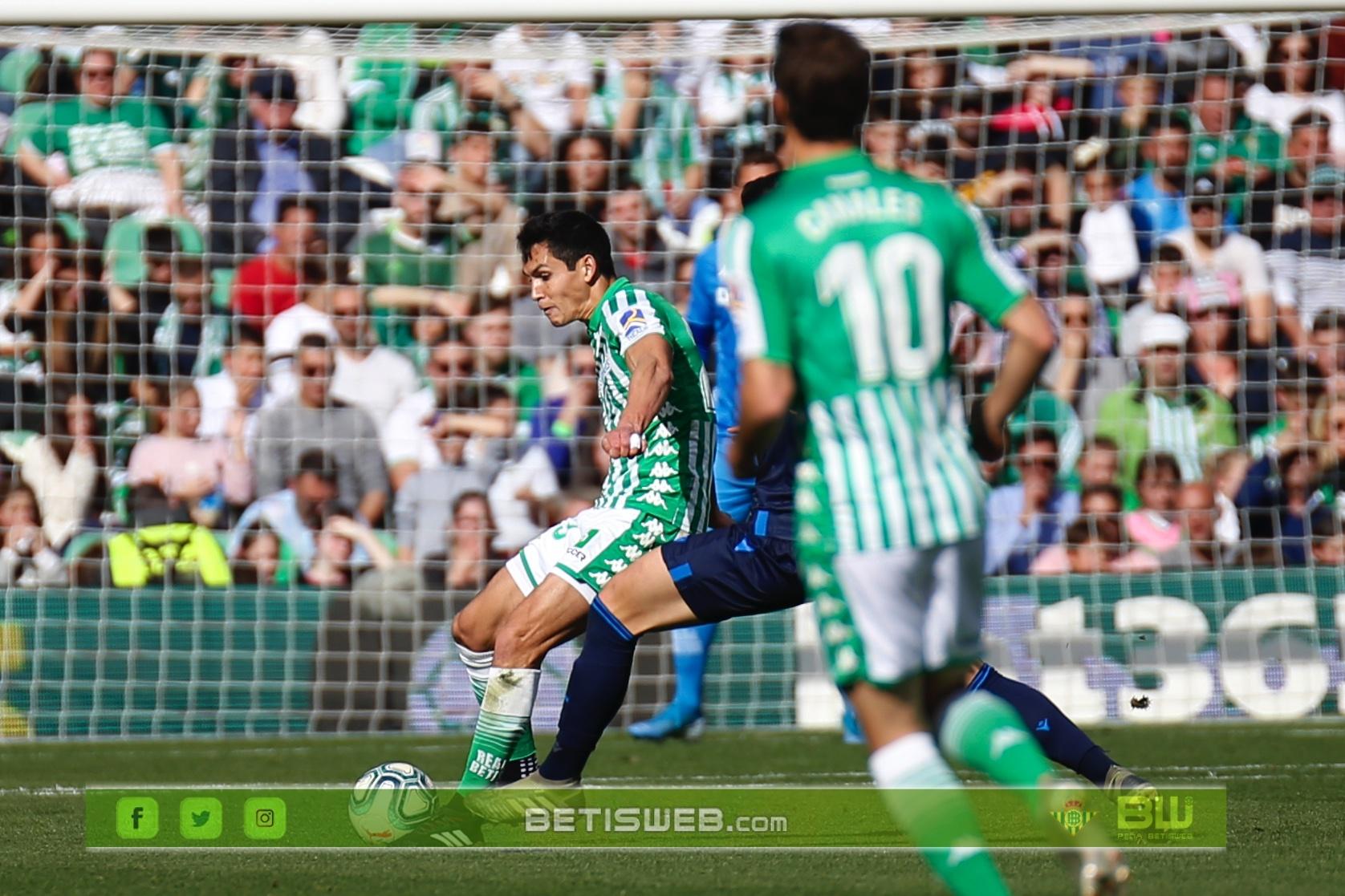 J20 Real Betis - Real Sociedad 10