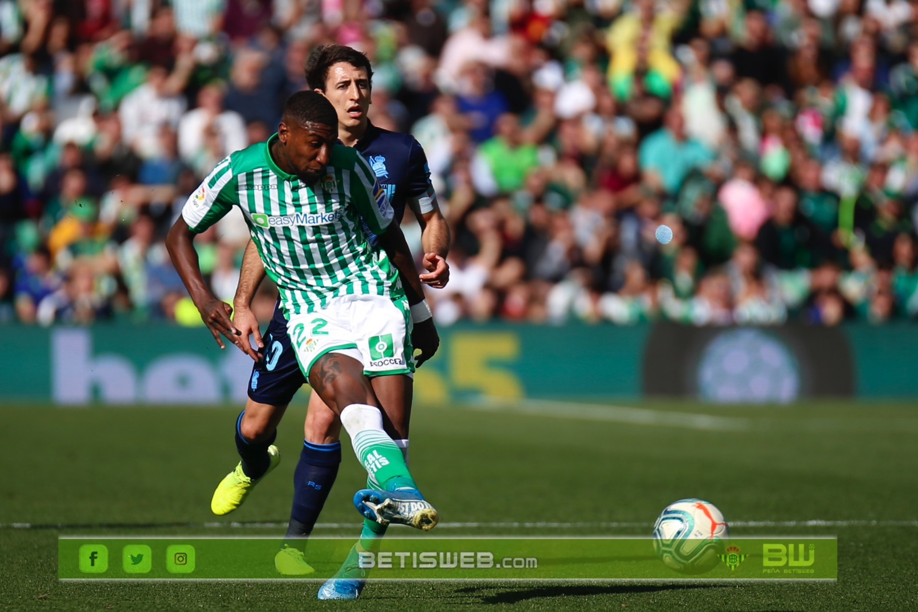 J20 Real Betis - Real Sociedad 12