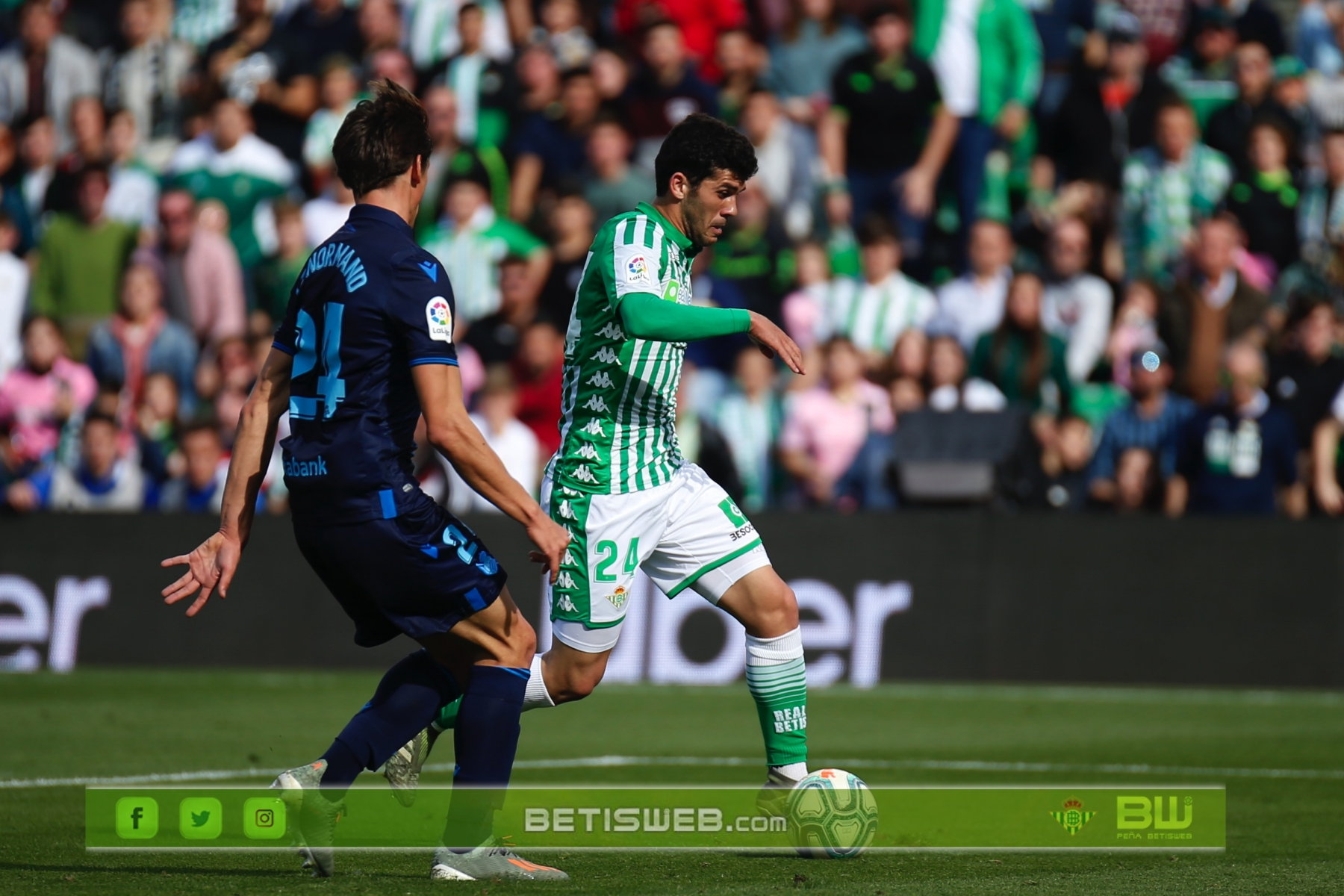 J20 Real Betis - Real Sociedad 13