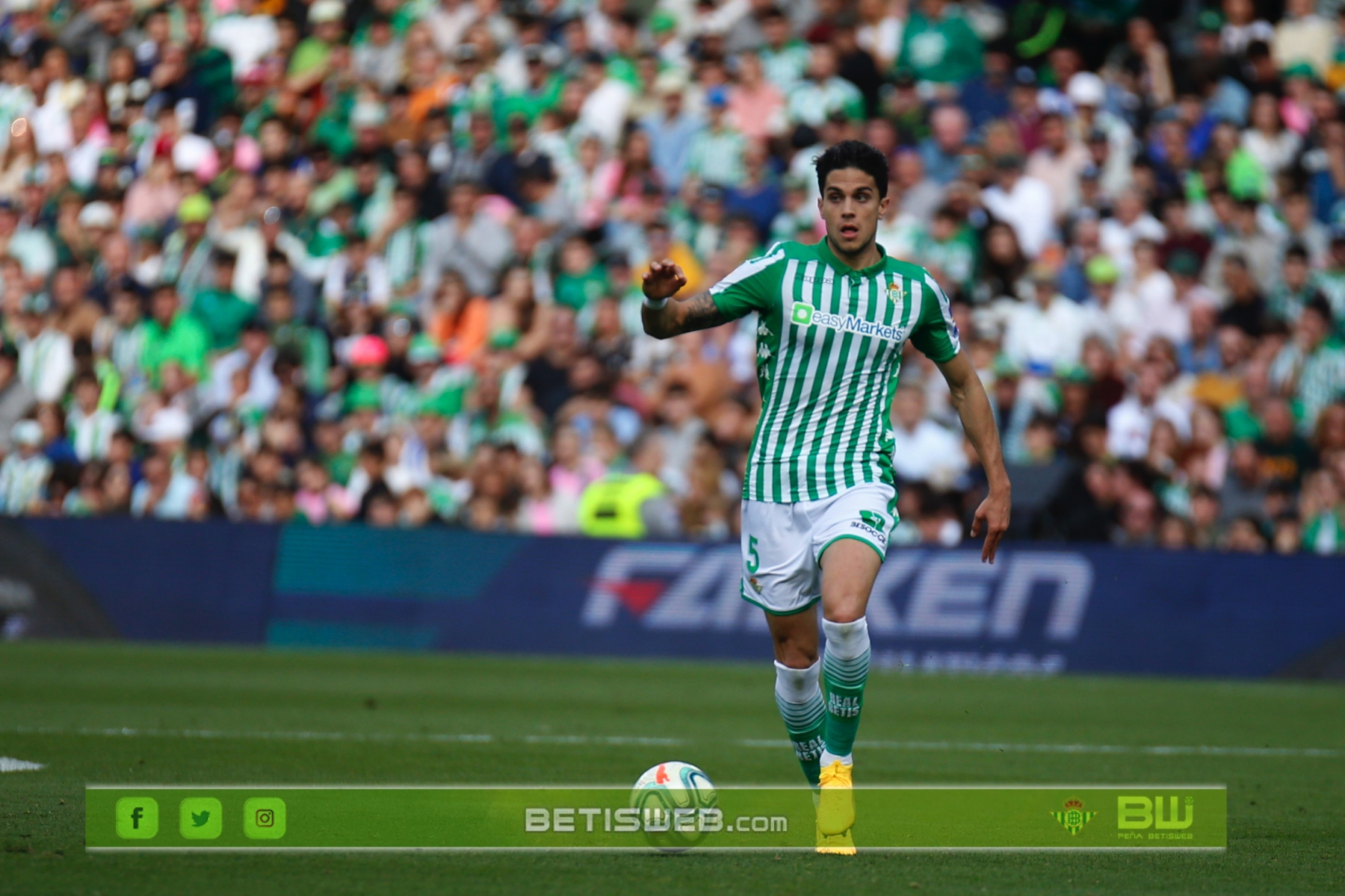 J20 Real Betis - Real Sociedad 22
