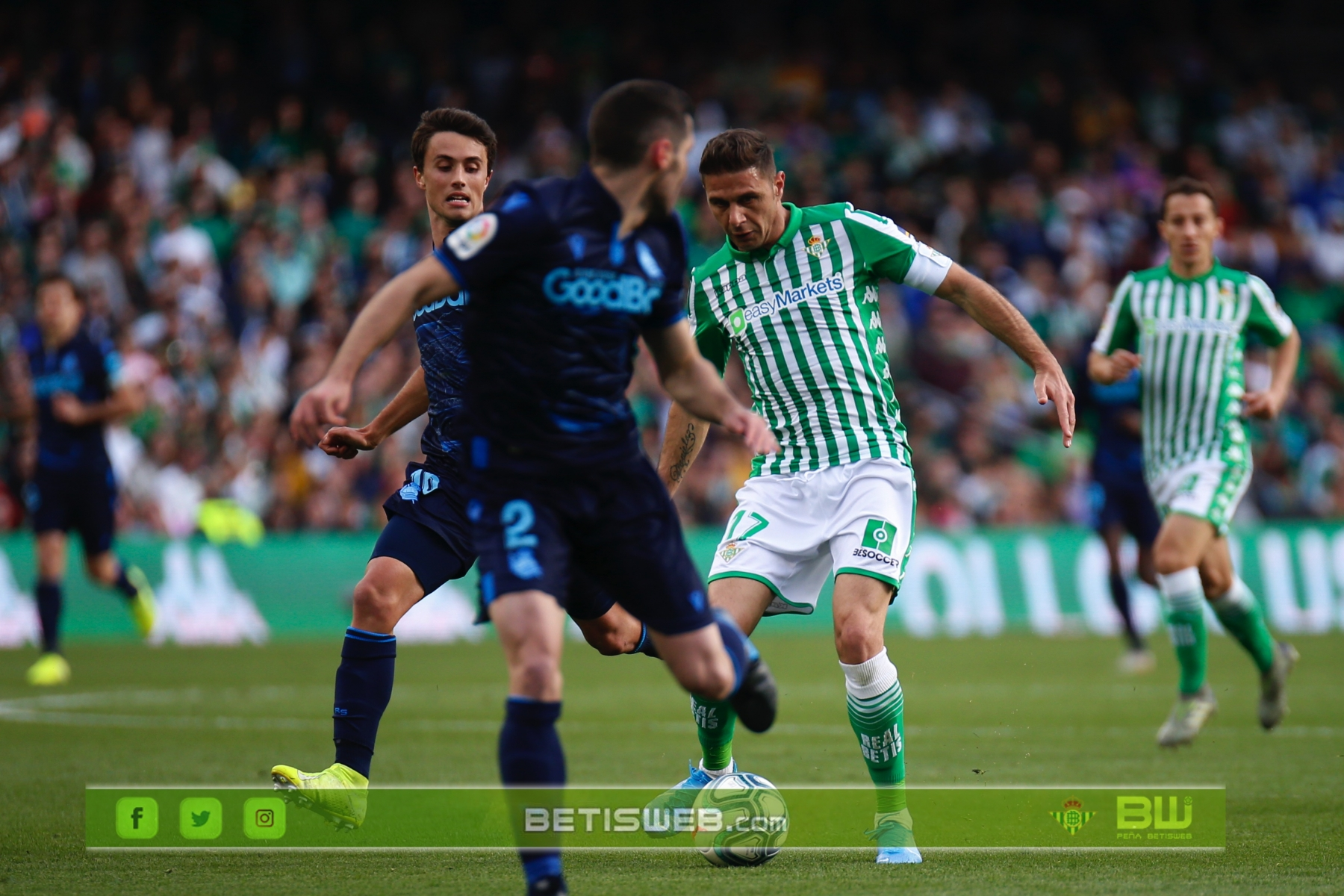 J20 Real Betis - Real Sociedad 38
