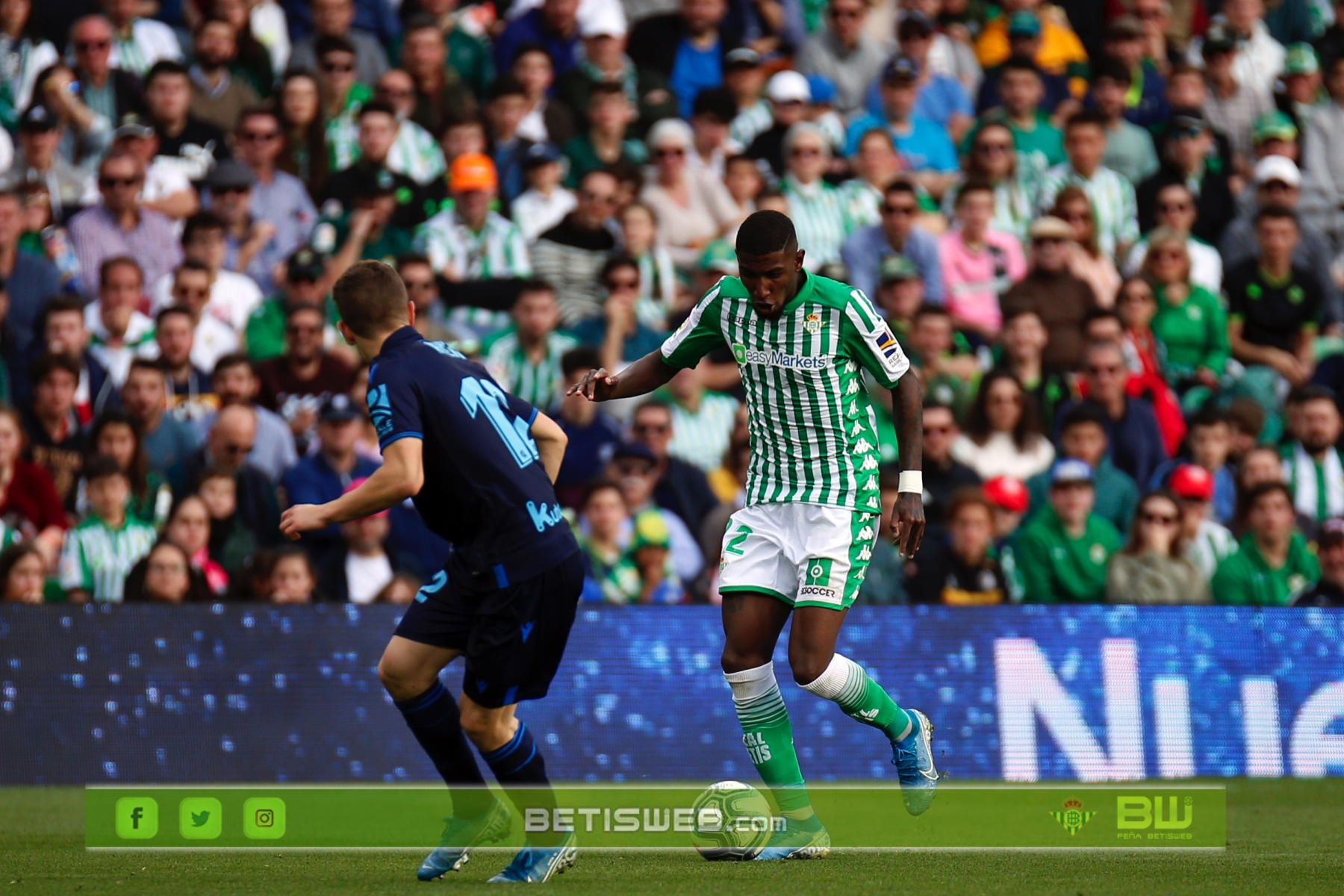 J20 Real Betis - Real Sociedad 40