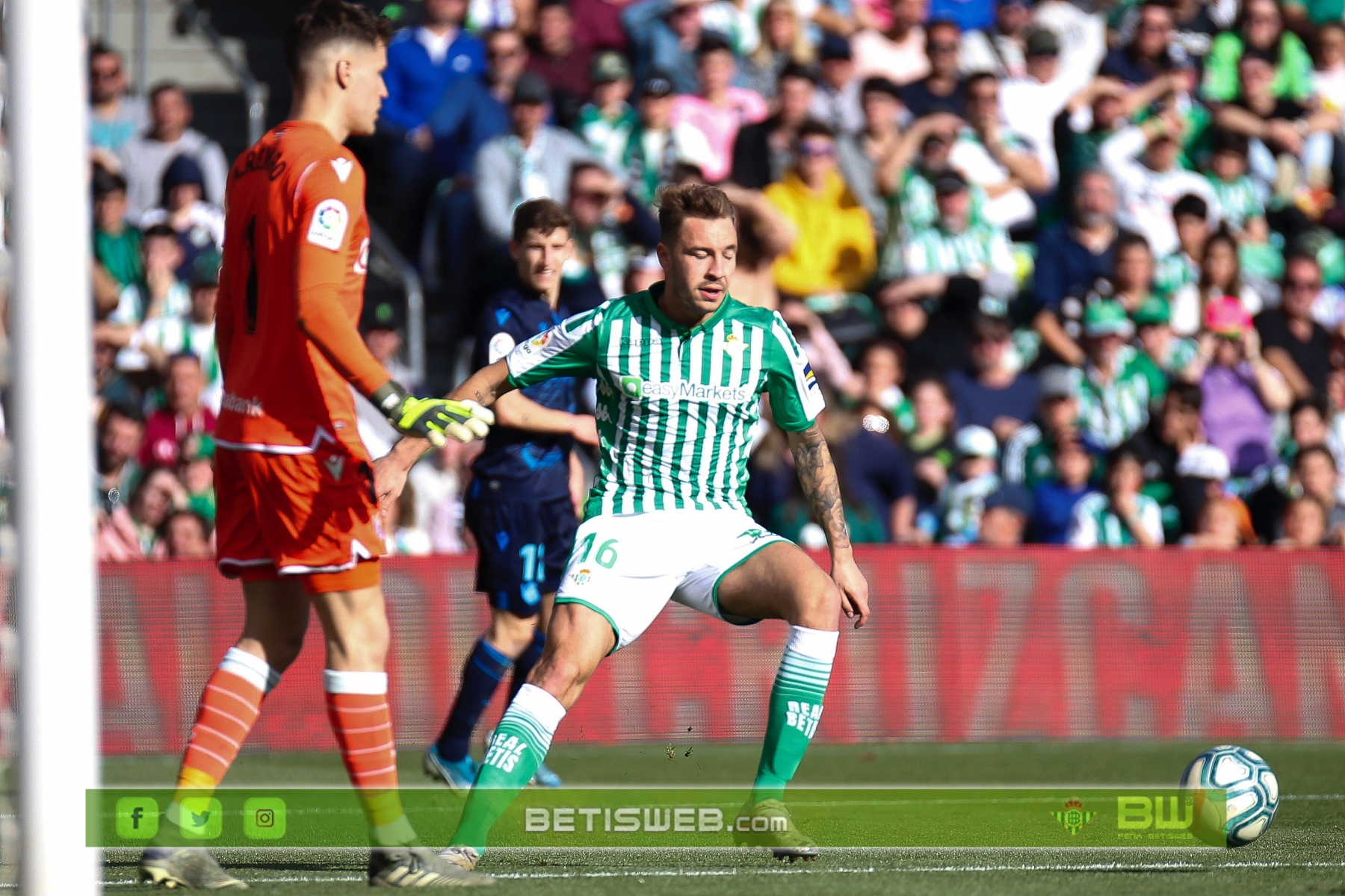 J20 Real Betis - Real Sociedad 43
