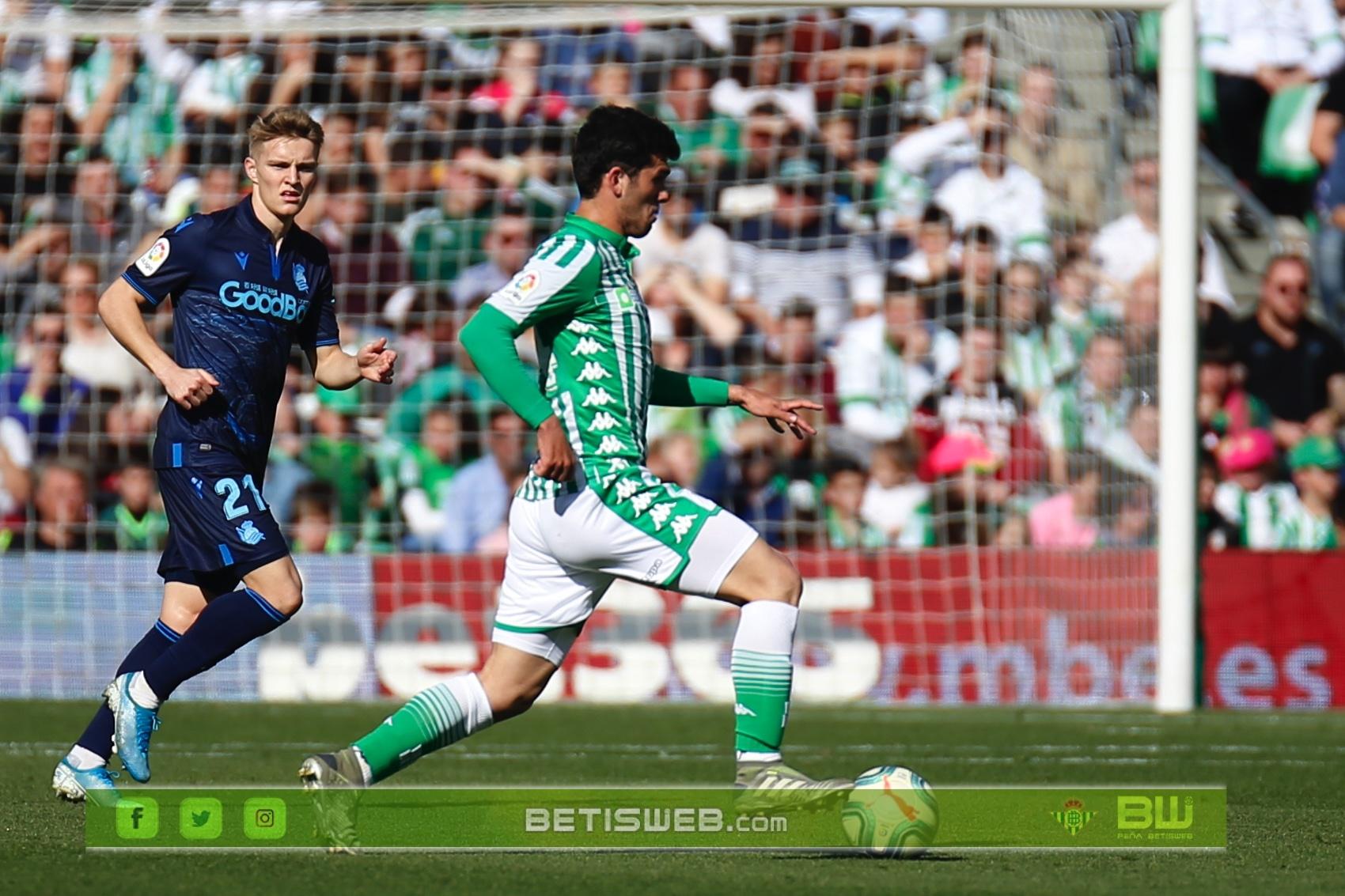 J20 Real Betis - Real Sociedad 7