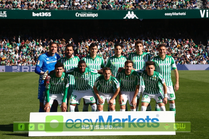 J20 Real Betis - Real Sociedad 0