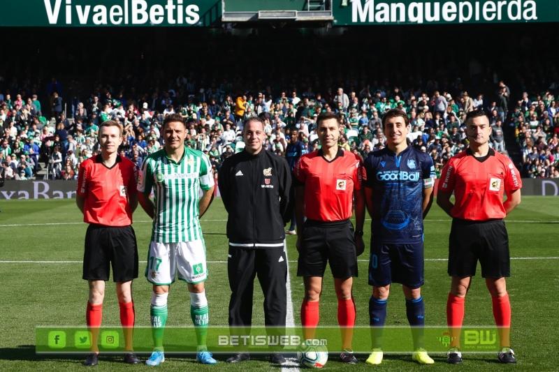 J20 Real Betis - Real Sociedad 1