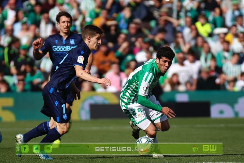 J20 Real Betis - Real Sociedad 11