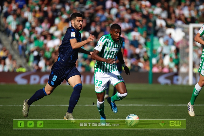 J20 Real Betis - Real Sociedad 2