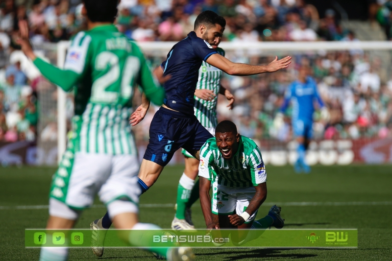 J20 Real Betis - Real Sociedad 3