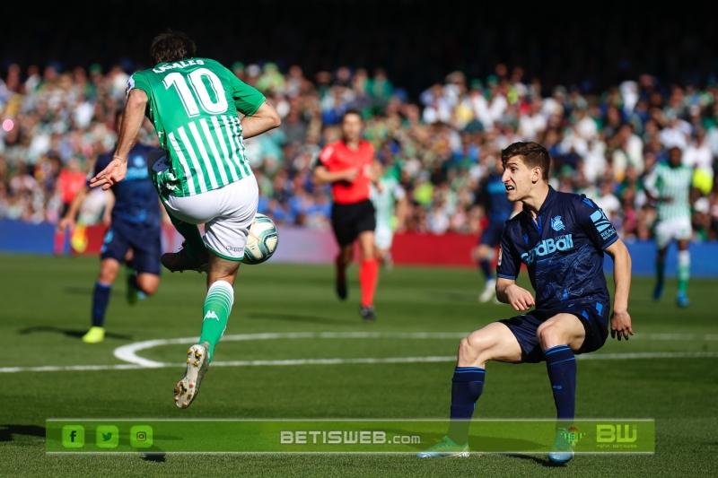 J20 Real Betis - Real Sociedad 4