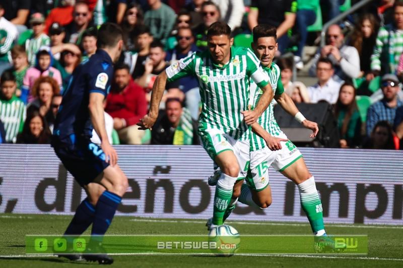J20 Real Betis - Real Sociedad 8