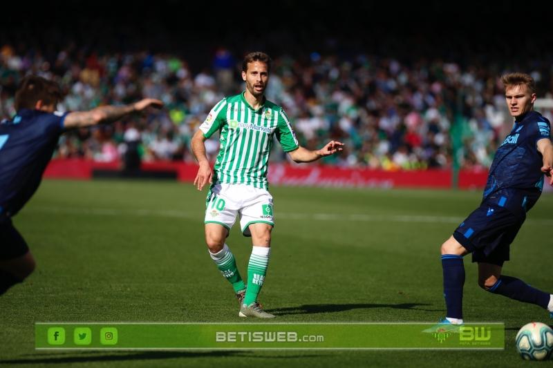 J20 Real Betis - Real Sociedad 9