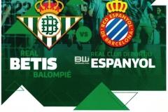 Cuartos copa Betis-Espanyol
