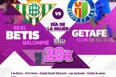 J26 Betis - Getafe