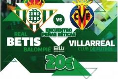 J31 Betis - Villareal