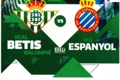 J35 Betis - Espanyol