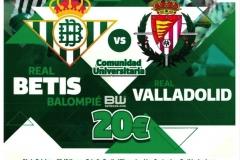 J9 Betis - Valladolid