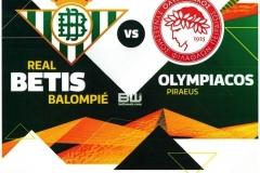 UEFA Betis - Olympiacos