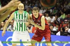 AJ4 Betis basket - Zaragoza  116