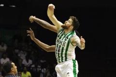 AJ4 Betis basket - Zaragoza  58