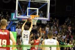 AJ4 Betis basket - Zaragoza  75
