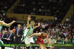J4 Betis basket - Zaragoza  100