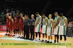 J4 Betis basket - Zaragoza  55