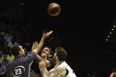 J4 Betis basket - Zaragoza  57