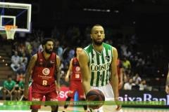 J4 Betis basket - Zaragoza  59
