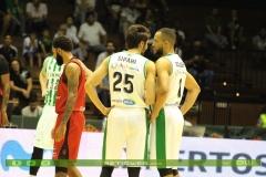 J4 Betis basket - Zaragoza  72