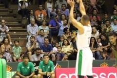 J4 Betis basket - Zaragoza  74