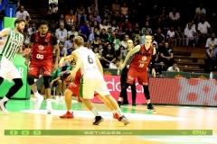 J4 Betis basket - Zaragoza  77