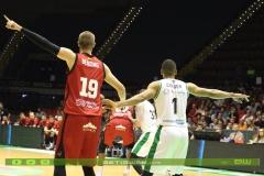 J4 Betis basket - Zaragoza  79