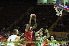 J4 Betis basket - Zaragoza  81