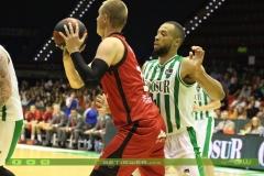 J4 Betis basket - Zaragoza  84