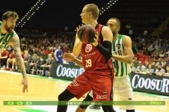 J4 Betis basket - Zaragoza  85