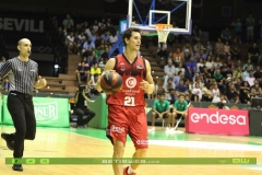 J4 Betis basket - Zaragoza  87
