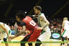 J4 Betis basket - Zaragoza  88