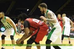 J4 Betis basket - Zaragoza  89