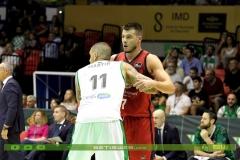 J4 Betis basket - Zaragoza  95