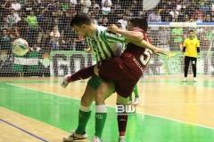 1a2nd playoff Betis fs - Cordoba fs 108