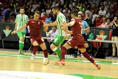2nd playoff Betis fs - Cordoba fs 77