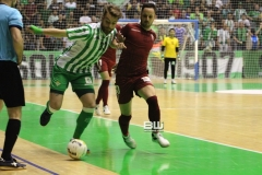 2nd playoff Betis fs - Cordoba fs 82