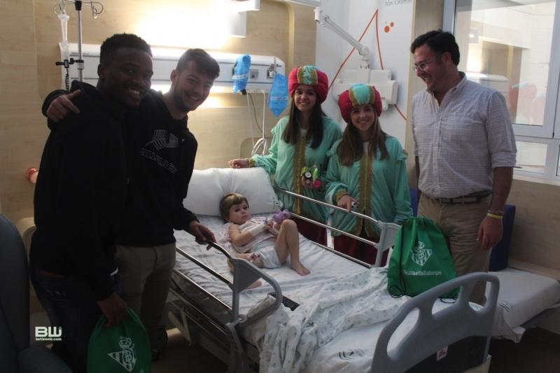 Visita hospitales 2019 20
