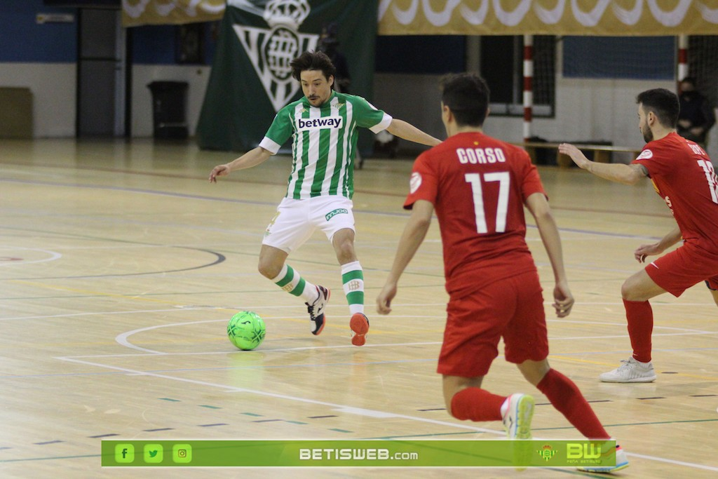 J23 – Real Betis Futsal vs Industrias Santa Colo