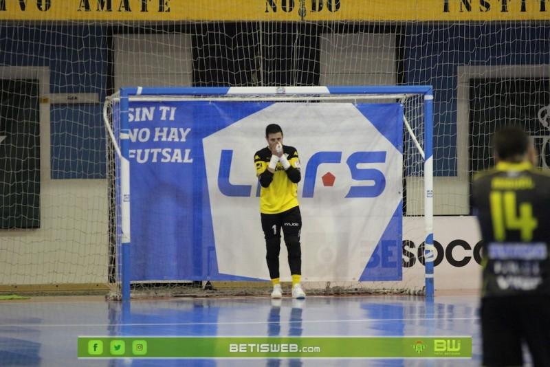 J25-Real Betis Futsal vs O Parrulo Ferrol