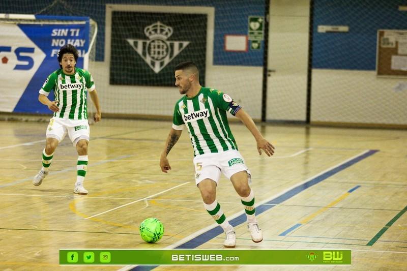 J27 - Betis futsal - Jaén