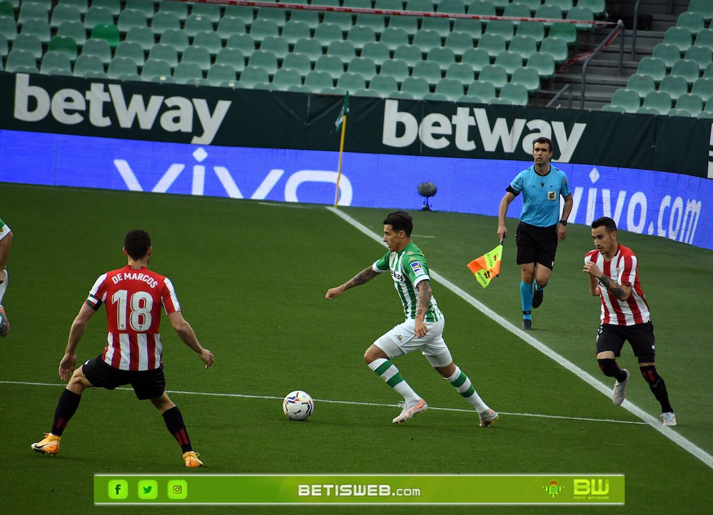 J31 – Real Betis vs Athletic Cl