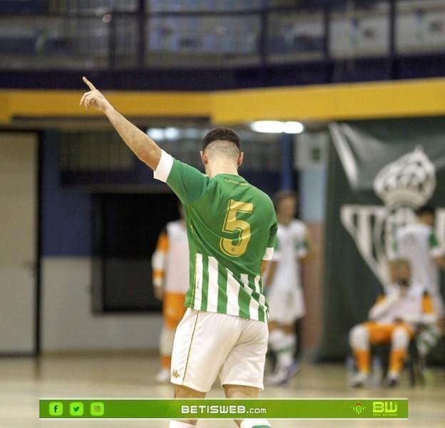 Betis FS B - Unión Arroyo