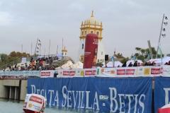 Femenino regata Sevilla - Betis0